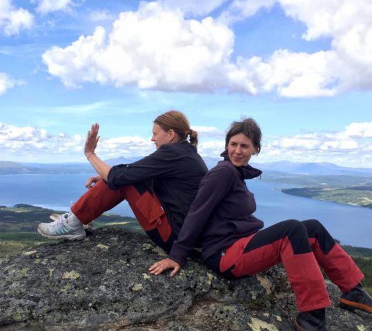 Besök i Jämtland 5-10 augusti